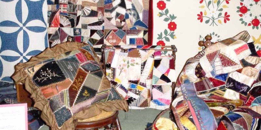 Quilts on Exhibit at the County Museum, March 15 - November 15, 2011 – Don Uelmen