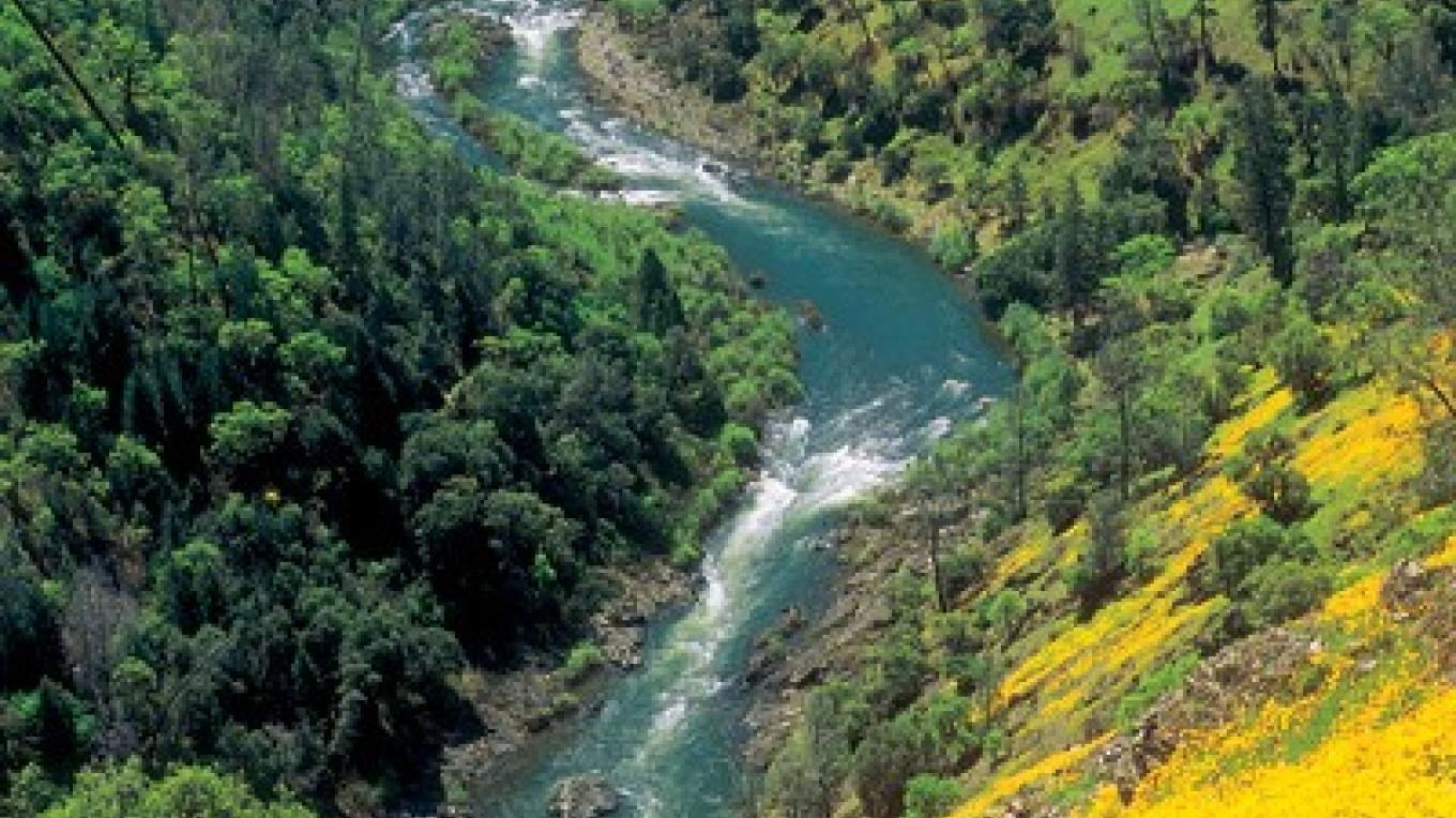South Fork of the American River near Coloma, California – Mark Leder-Adams