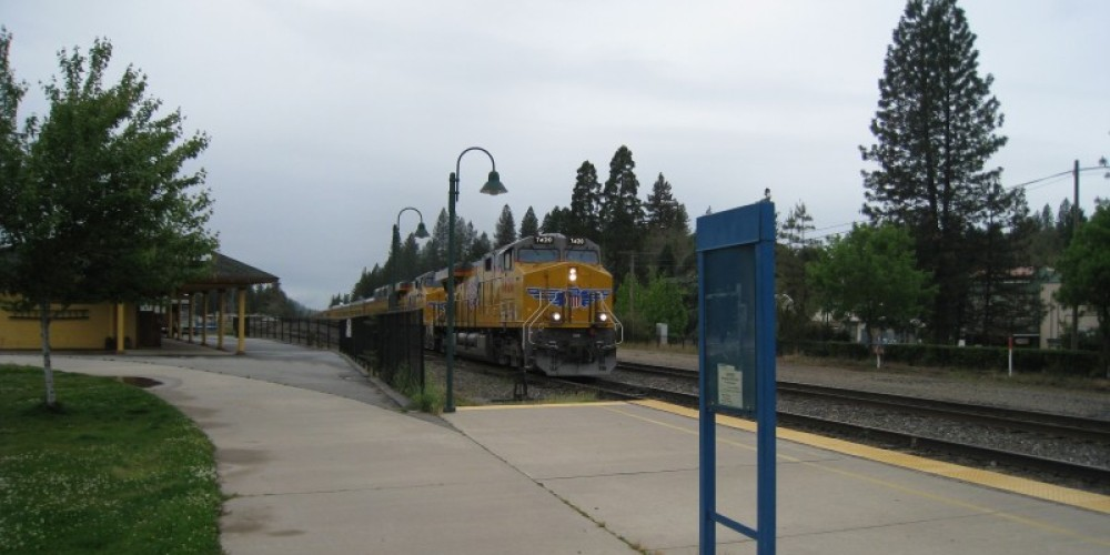 Union Pacific VIP train pays Colfax a nostalgic visit (2010) – David Wiltsee