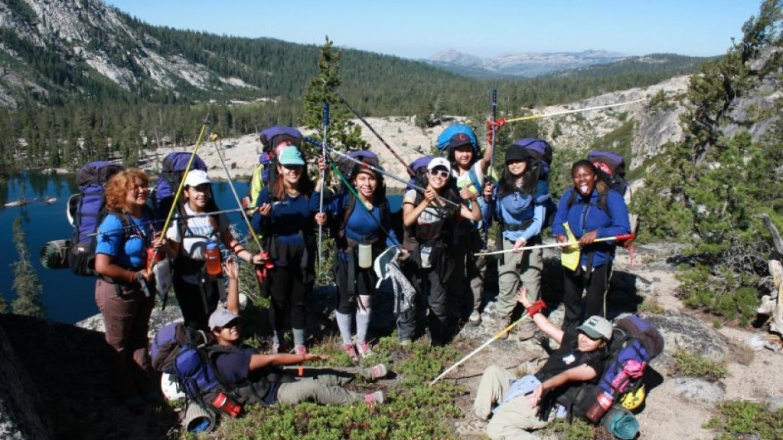 Adventure Risk Challenge near Sagehen Creek Field Station. – Adventure Risk Challenge