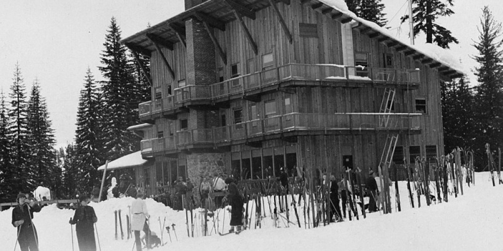The Lodge – Compliments of Sugar Bowl
