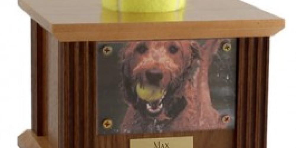 Tennis Ball Dog Urn – Tyler Fraser
