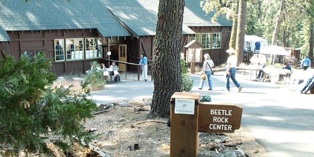 Beetle Rock Education Center