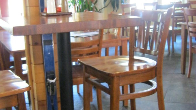 indoor seating – Crystal Ricotta