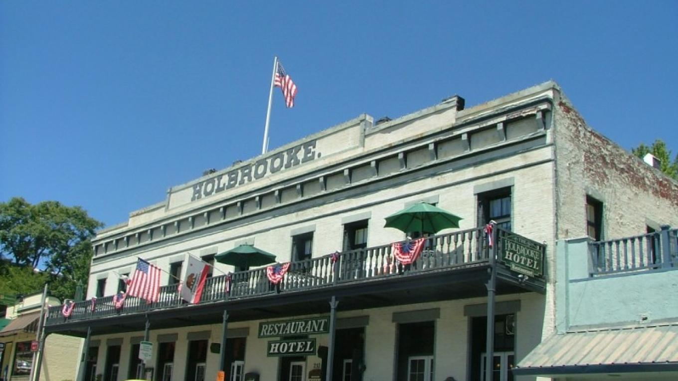 Holbrooke Hotel 