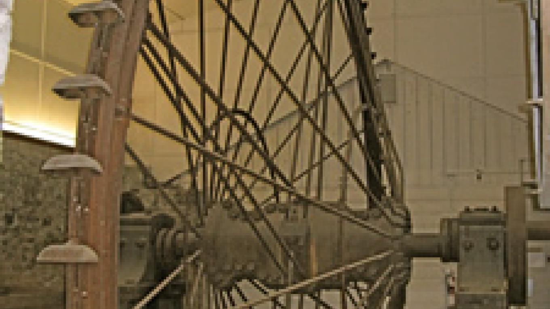 300' Pelton Wheel