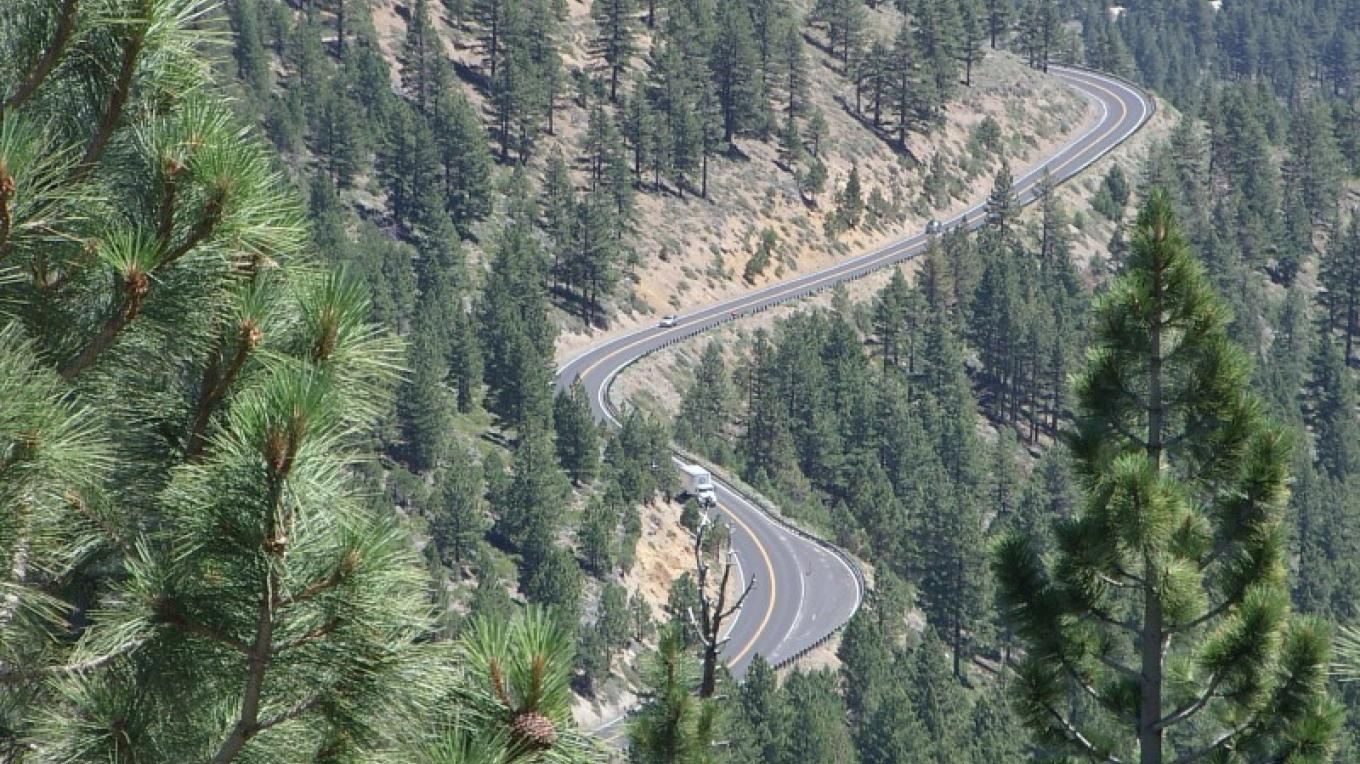 Mt. Rose Scenic Byway – Bob Harmon, Washoe County Regional Parks and Open Space