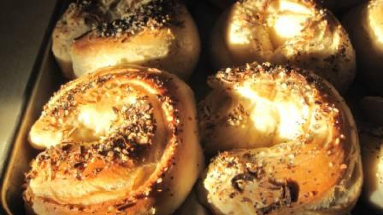 Handmade Bagels – adrien mefford