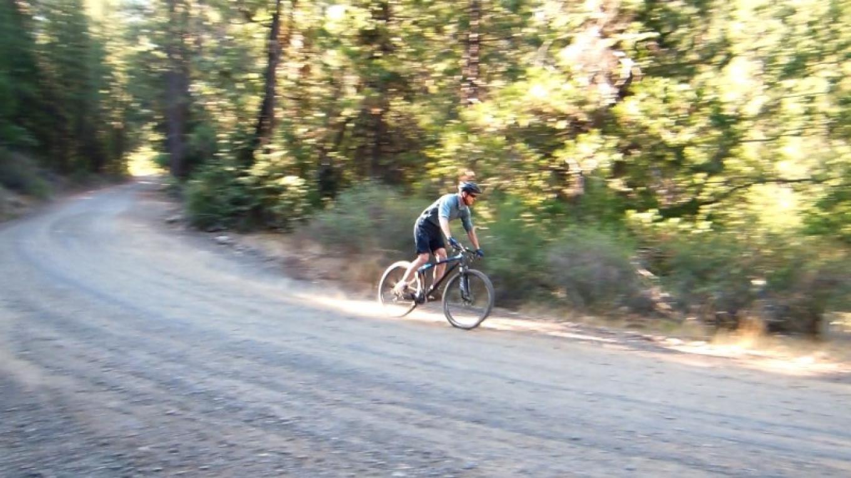 Fall mountain bike ride along Red Clover Creek. – Dana Fenimore