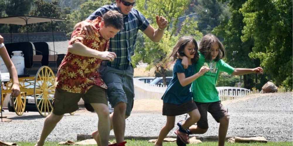 Three-Legged Race – Placer County Museums