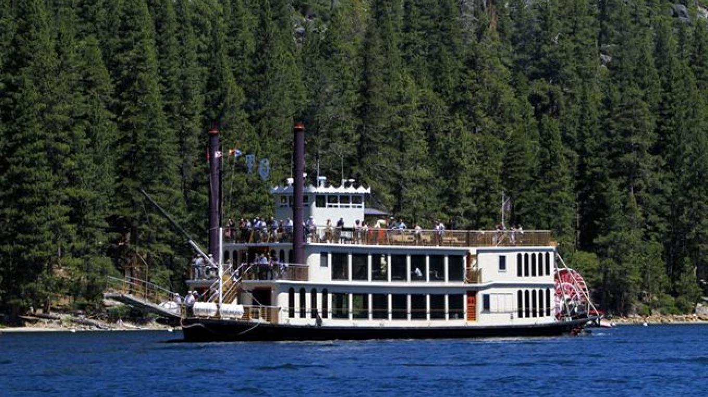M.S. Dixie – Zephyr Cove Resort
