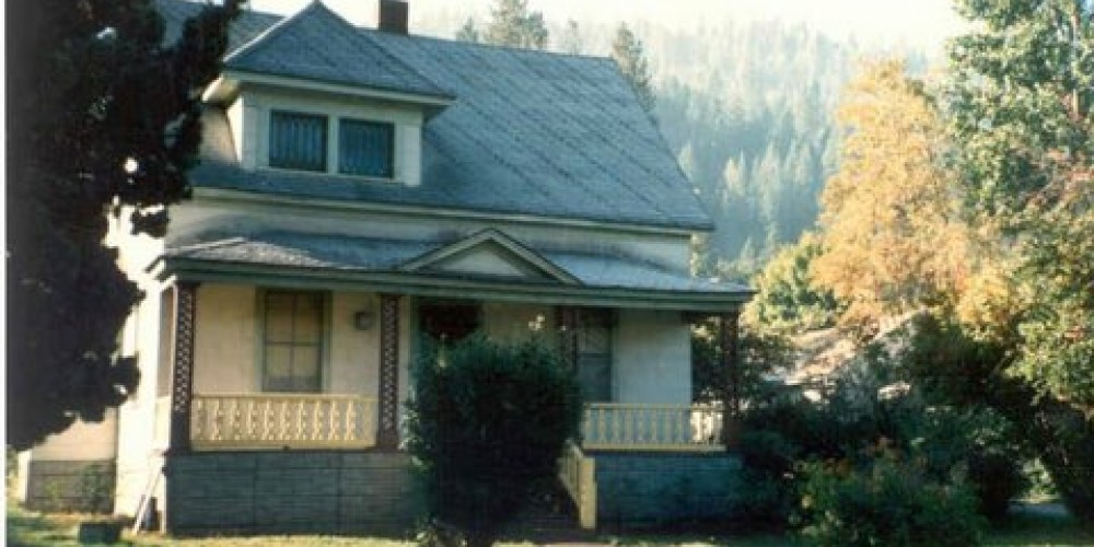 Ada's Place main house as it looked just before its proposed demise by a burning torch in 1989. – Mike Nellor