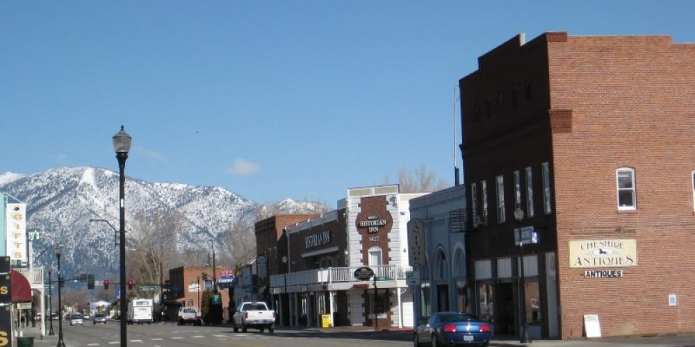 Main Street – Paula Lochridge