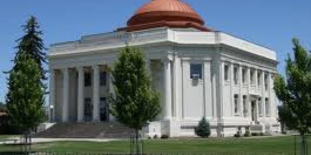 Modoc County Superior Court House