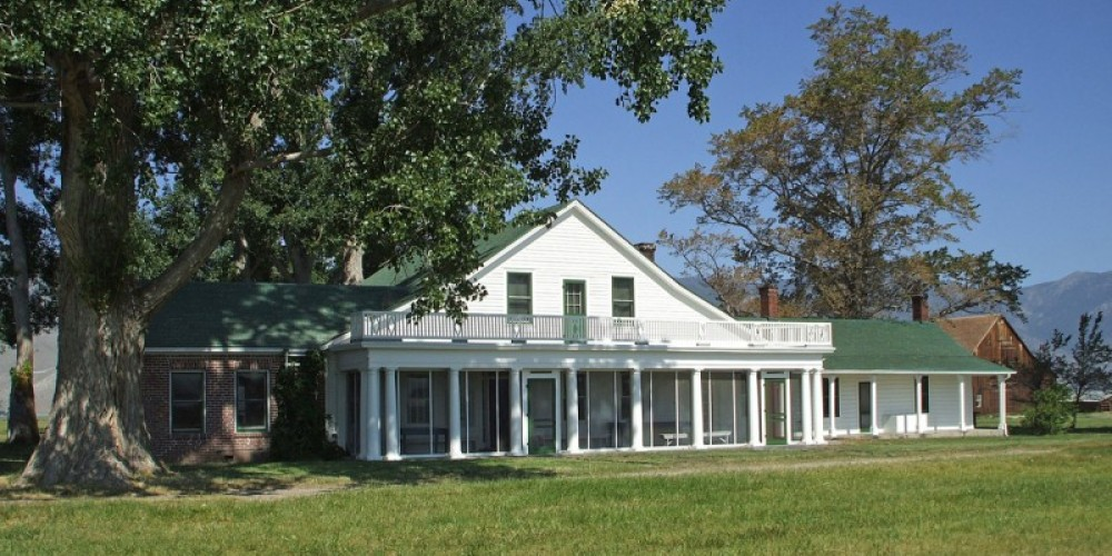 Dangberg Home Ranch, Main Residence – Nevada State Parks