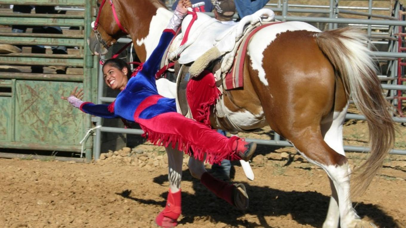 Cowboy Girls Demonstrations – Suzanne Wright
