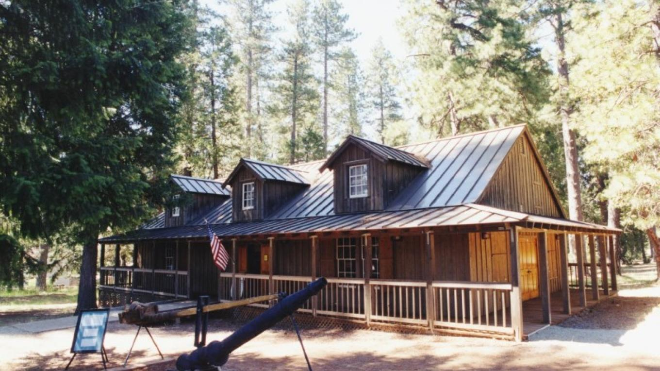 The Forest Hill Divide Museum – Keith Sutter