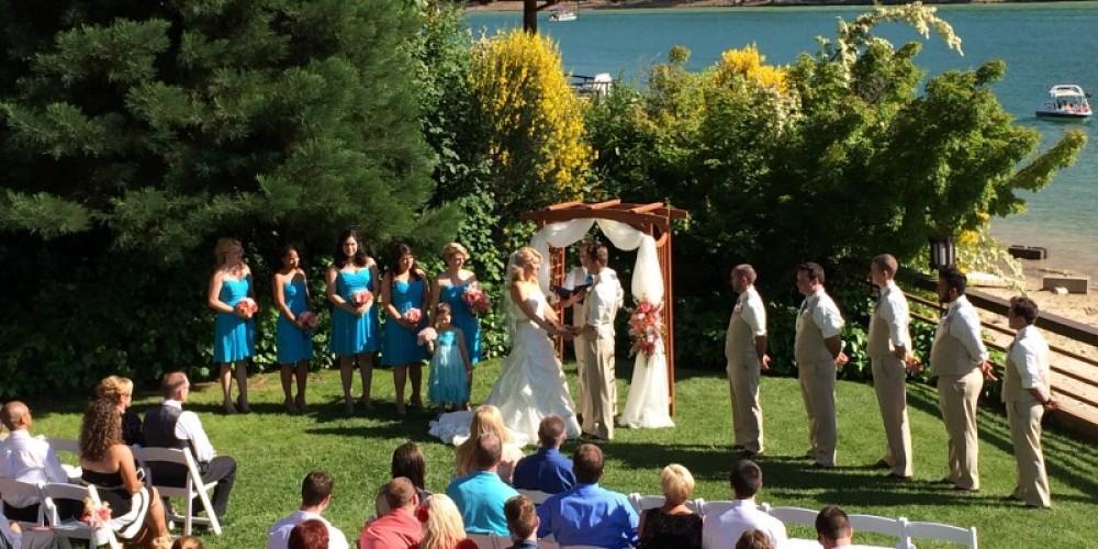 Wedding ceremony – www.basslake.com