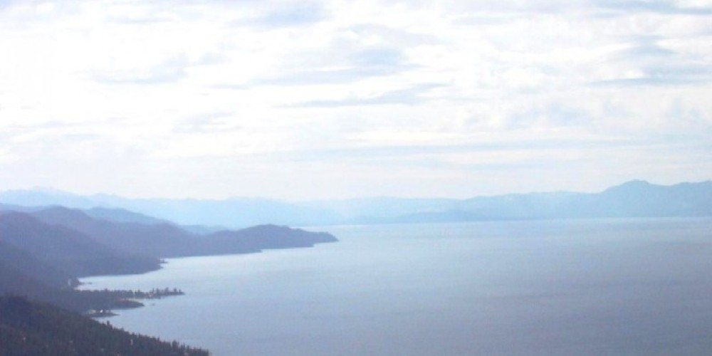 Veiw of Lake Tahoe from Overlook on Highway 431 – (c) 2003 NDOT. Photos by Steve Jackson