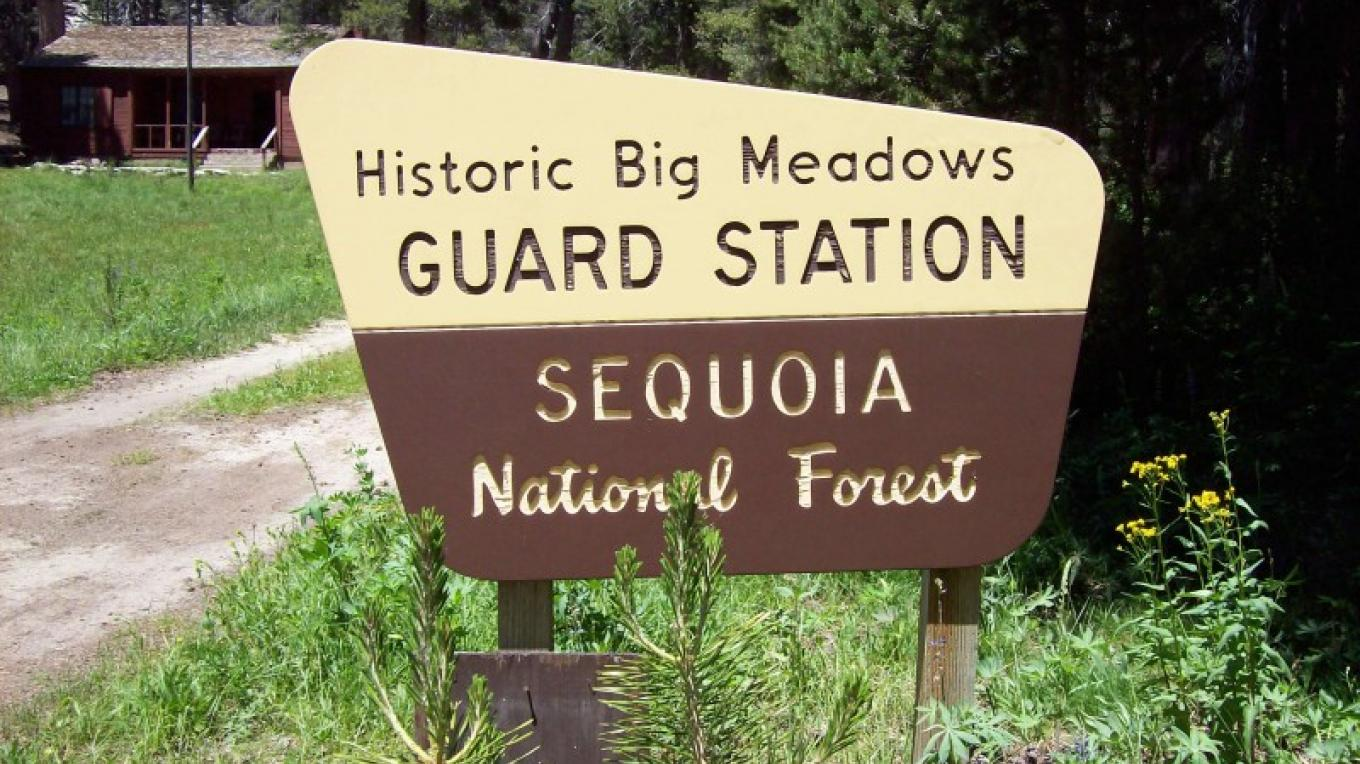 Guard Station at Big Meadows – USDA-Forest Service