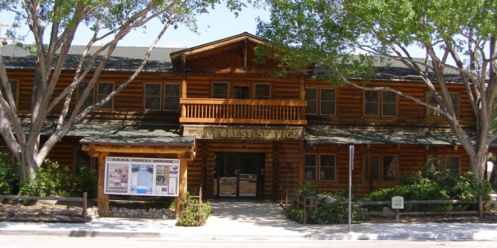 Kern River Ranger District Office – Sherry Montgomery