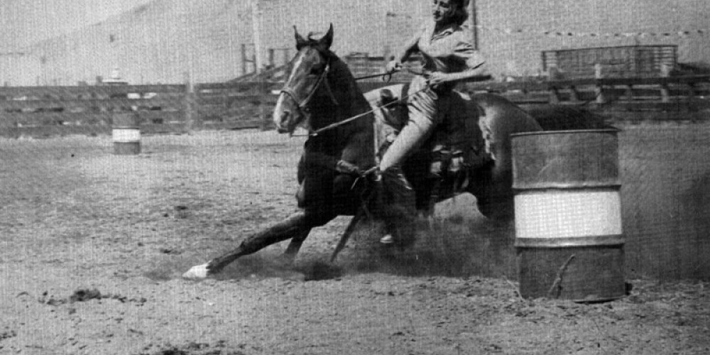 Rodeos were an important part of life in Loyalton for a long time. Sierra County Fair rodeo 1960 – unknown