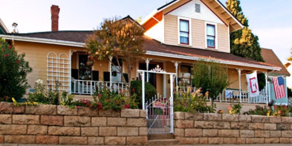 The DePue home in Jackson, California. – Noe Hill Travels California (noehill.com)