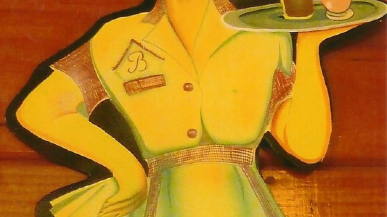 Vintage memorabilia Tollhouse Market – Susan Leeper