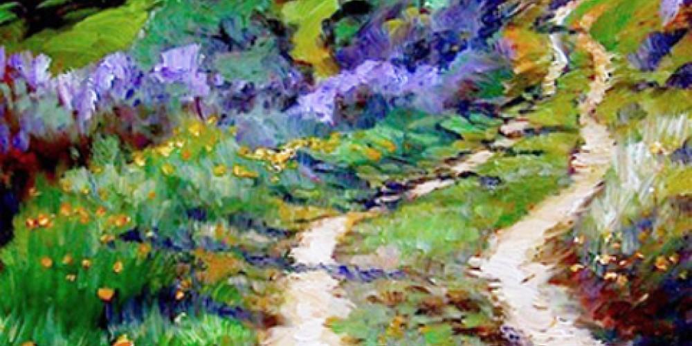 Oil painting by Kevin Yee – Nadi Spencer