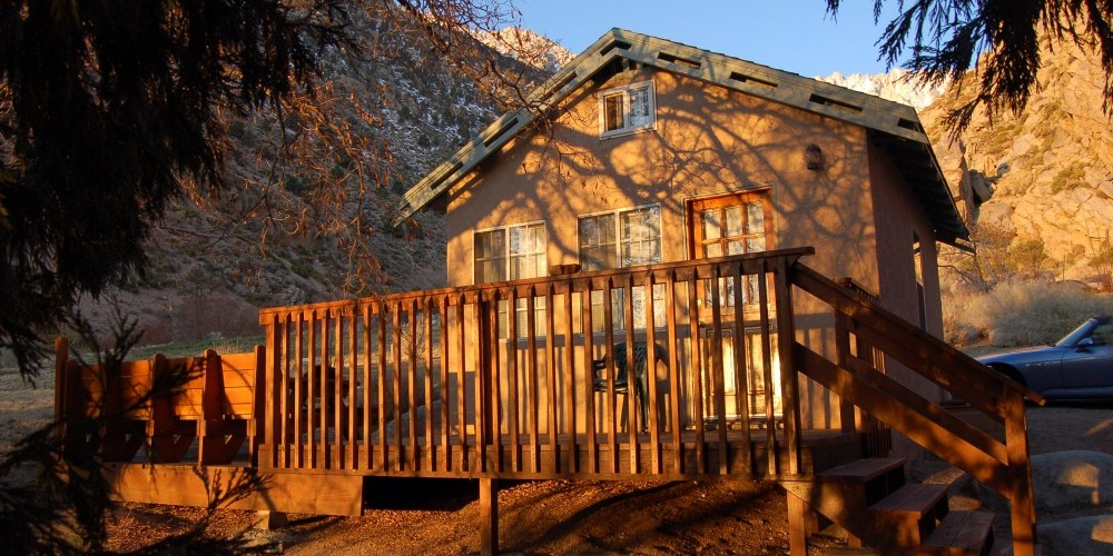 Fully stocked cabin at De La Cour Ranch - year round – Julie Fought