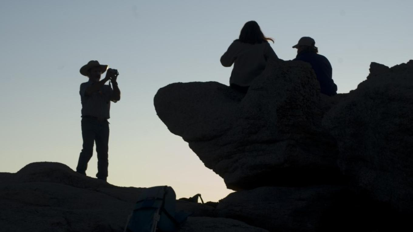 Photographer on Sentinel Dome – Jeanetta Phillips