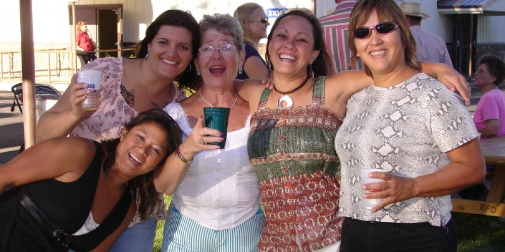 Girls having fun at the fair – Lorissa Soriano