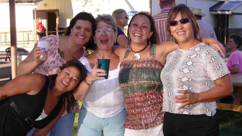 Girls having fun at the fair – Lorissa Soriano