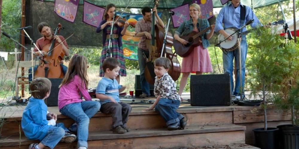 Crooked Still at Mountain Sage – Robb Hirsch
