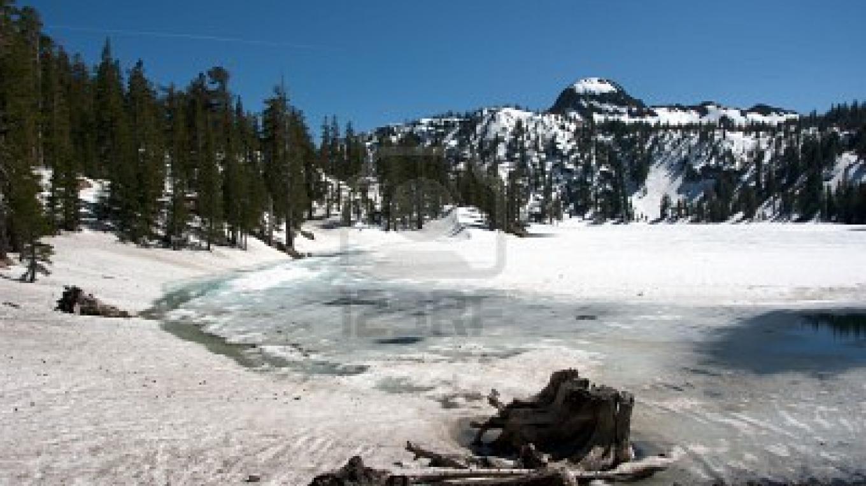 Kinney Reservoir during the winter months – John Dickinson