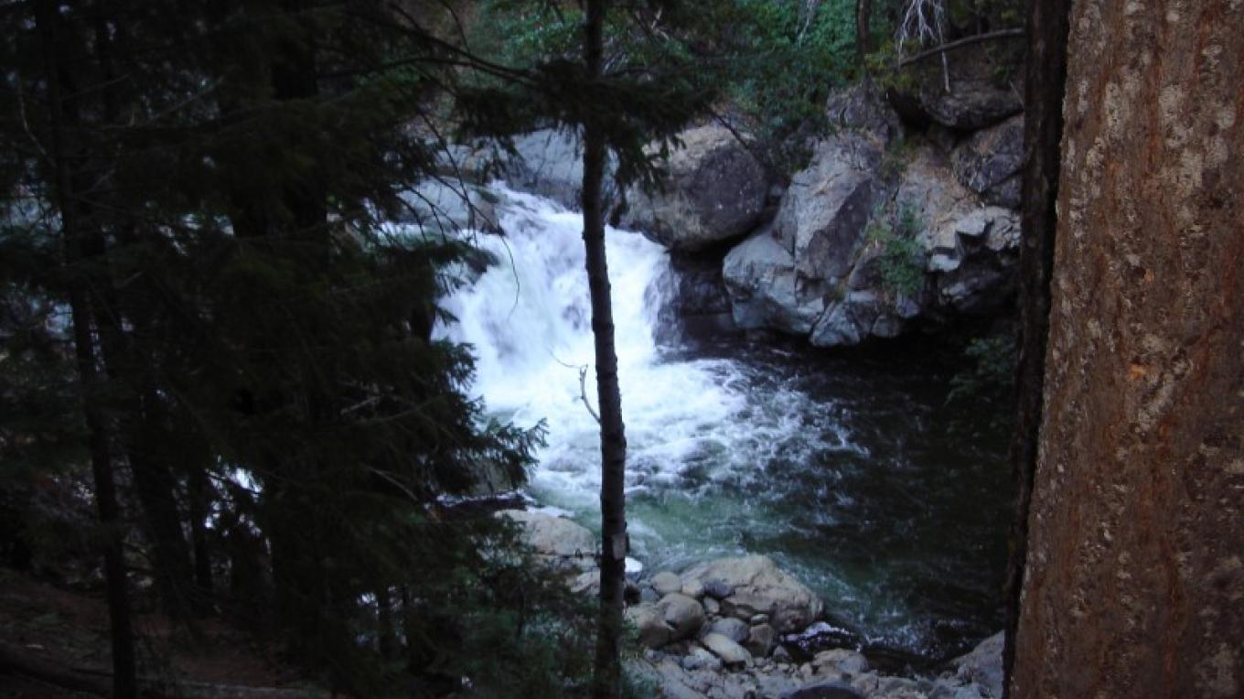 Yuba River below Love Falls – Docia Bostrom