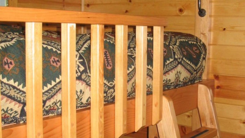 Loft bed in bedroom - kids love it – Mahalia LoMele