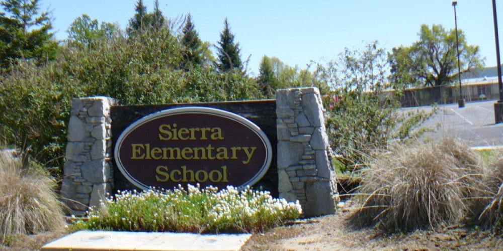 Monument sign by Pat Leeper and sons of Auberry.  Rock work by Hansel Kerns of North Fork – Susan Leeper