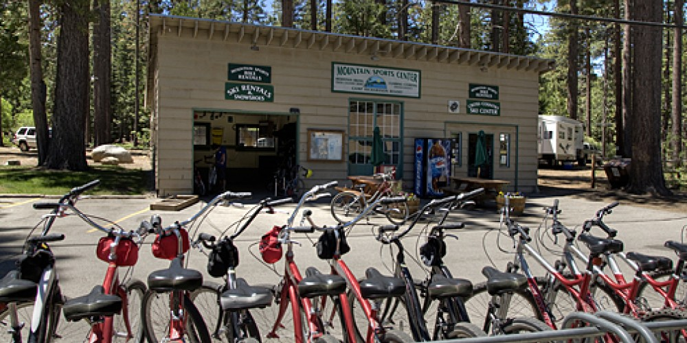 Mountain Sports Center – Camp Richardson Resort