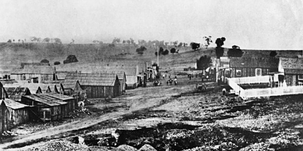 Jenny Lind, circa 1856. – Calaveras County Historical Society