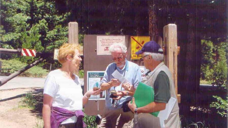 Volunteer trail guides
