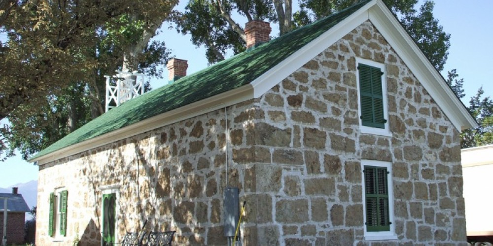 Dangberg Home Ranch, Stone Cellar – Nevada State Parks