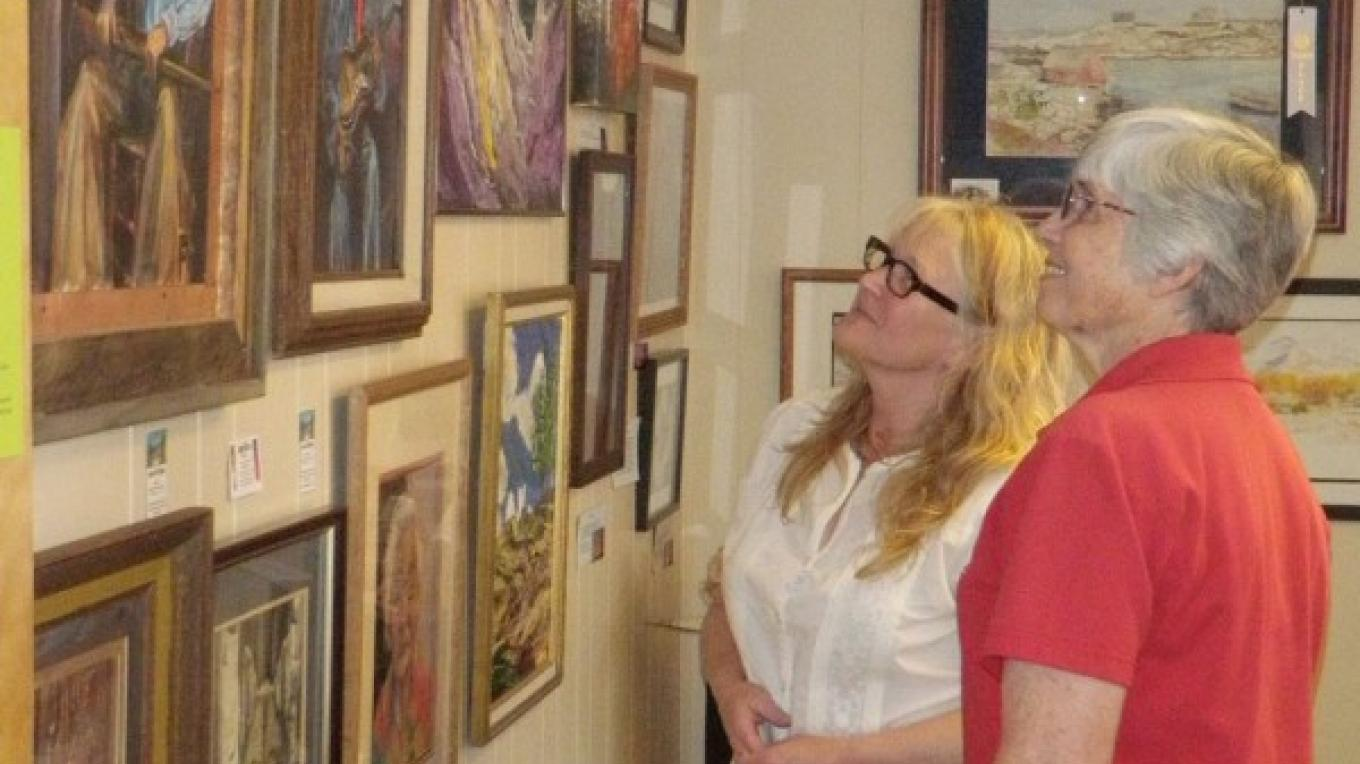 Greater North Fork Community Art Gallery – Joanne Freemire