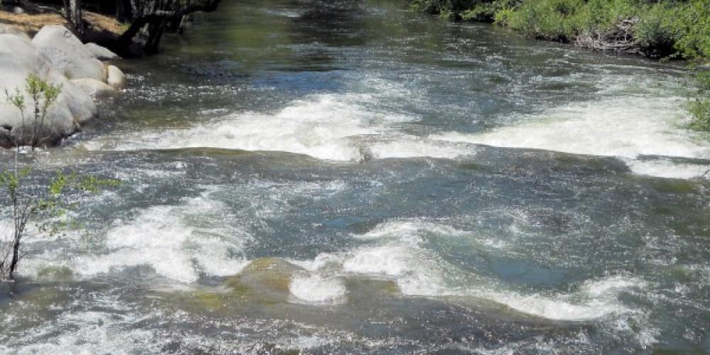 The North Fork of the Kaweah River in Kaweah, California. – The Kaweah Commonwealth
