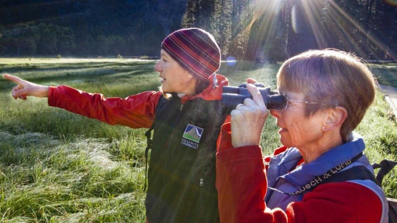 Birding Yosemite – Keith Walklet