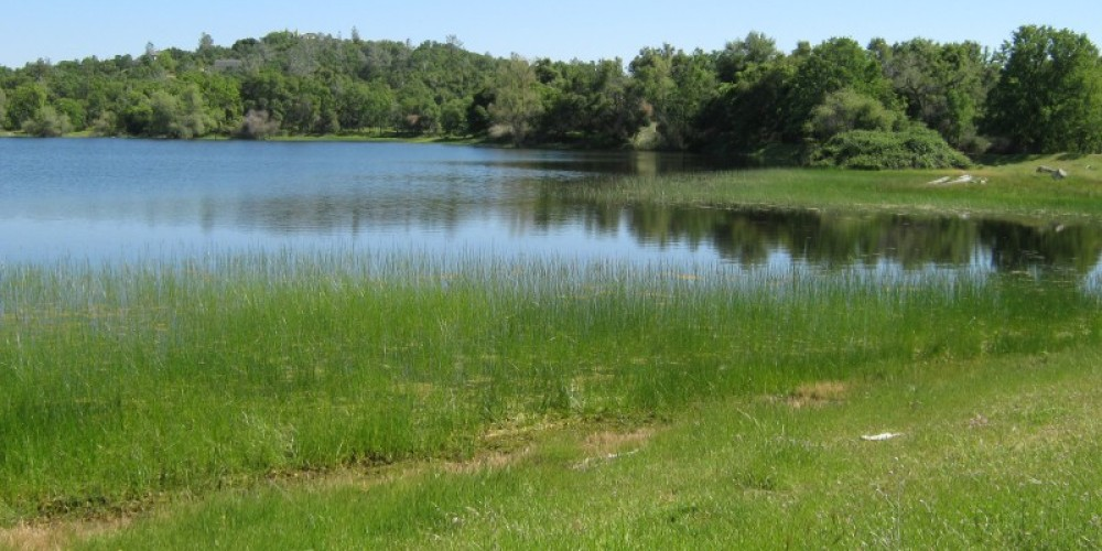 Small lake on Gold Hill Ranch – ARC