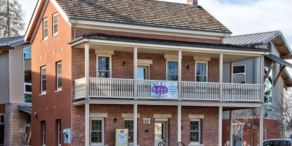 Historic Fausel House, home of El Dorado Arts Council – Bill Robinson