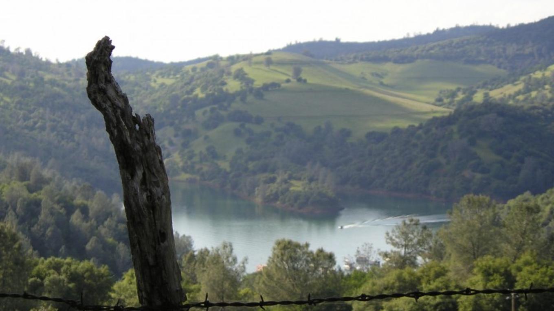 View of Lake Englebright – Susan George