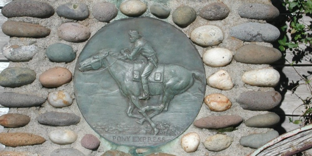 Pony Express Route – Clarksville Historical Society