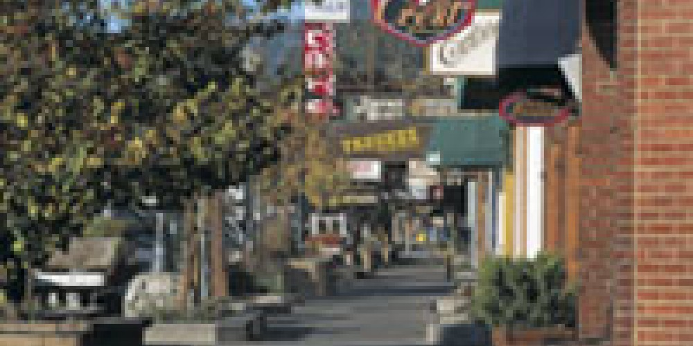 Historic Downtown Truckee – Courtesy of Truckee Chamber of Commerce